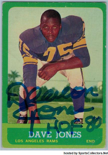 1963 Topps Deacon Jones